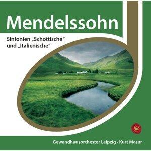 Mendelssohn: Sinfonien Nr. 3 & 4