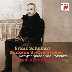 Schubert: Symphony No. 8