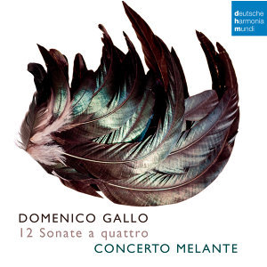 Domenico Gallo: 12 Sonate a quattro