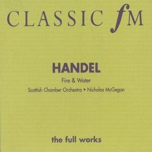 Händel: Fireworks/Water Music