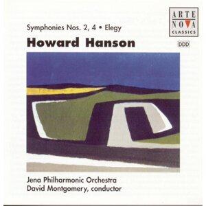 Hanson: Sym No.2/Sym No.4/Elegy