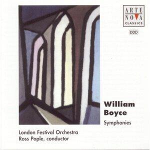 Boyce: Symphonies Nos 1/2/3/6/7/8