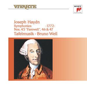 Haydn: Symphonies Nos. 45-47