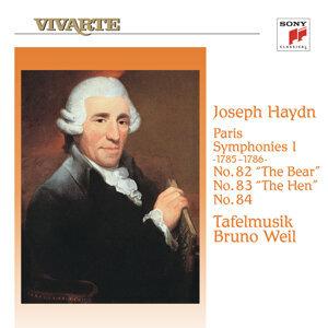 Haydn: Symphonies Nos. 82-84