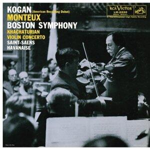 Khachaturian: Violin Concerto - Saint-Saëns: Havanaise