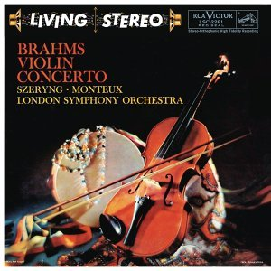 Brahms: Concerto for Violin and Orchestra in D Major, Op. 77