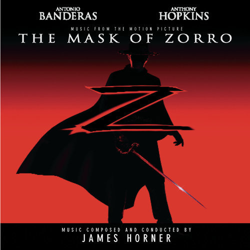 The Mask of Zorro - Music from the Motion Picture