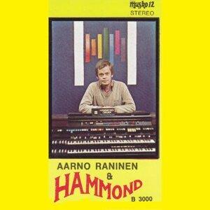 Aarno Raninen & Hammond B 3000