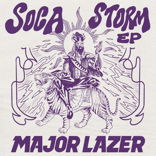 Soca Storm - Remixes