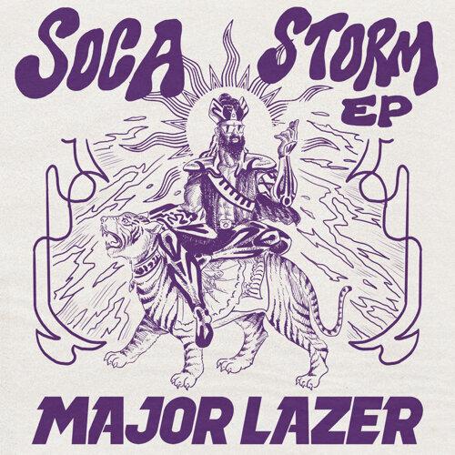 Soca Storm - Remixes