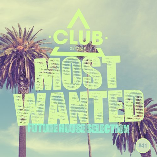 Most Wanted - Future House Selection, Vol. 41