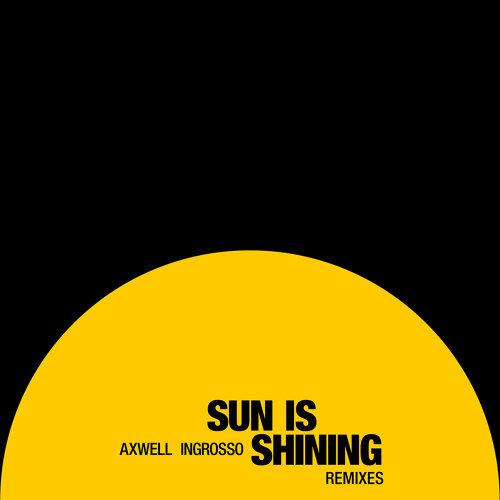 Sun Is Shining - R3hab Remix