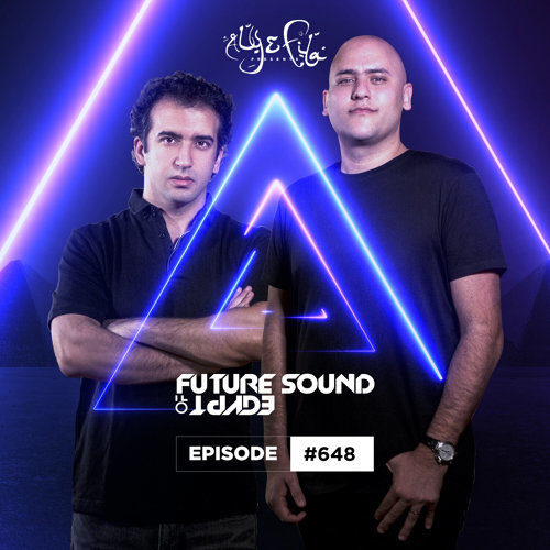 FSOE 648 - Future Sound Of Egypt Episode 648