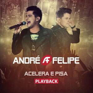 Acelera e Pisa (Playback)