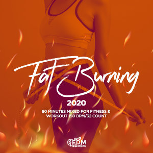 Fat Burning 2020: 60 Minutes Mixed for Fitness & Workout 150 bpm/32 Count