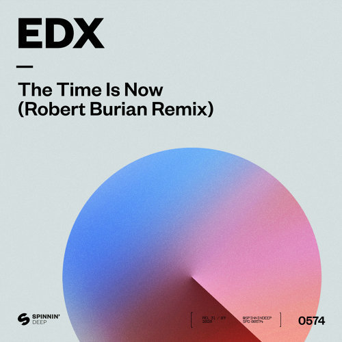 The Time Is Now - Robert Burian Remix
