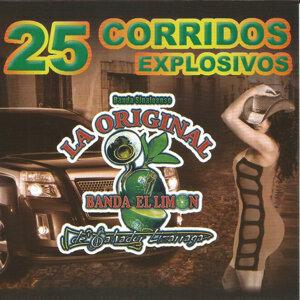 25 Corridos Explosivos