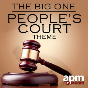 "The Big One (Theme from ""The People's Court"") - EP"