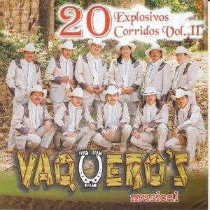 20 Explosivos Corridos Vol. 2