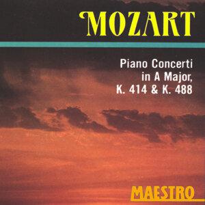 Mozart: Piano Concerto In A Major, K. 414 & K. 488