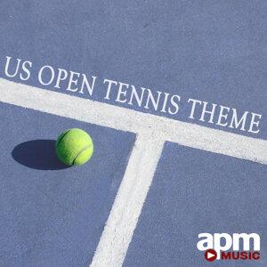 US Open Tennis Theme - Single