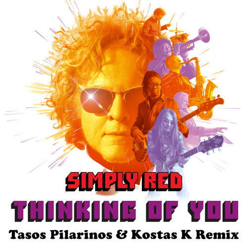 Thinking of You - Tasos Pilarinos & Kostas K Remix