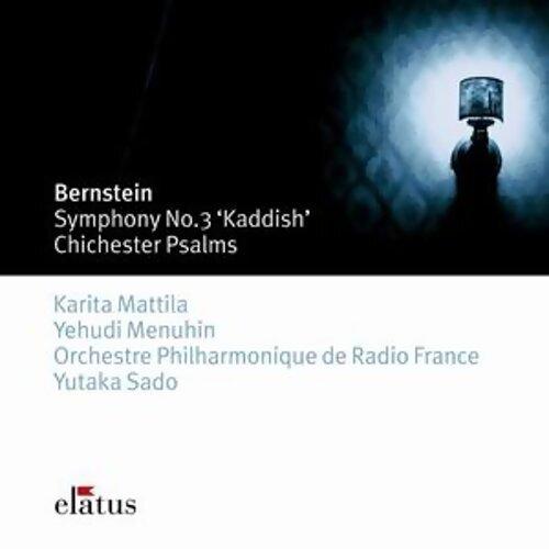 Bernstein : Symphony No.3, 'Kaddish' & Chichester Psalms - -  Elatus