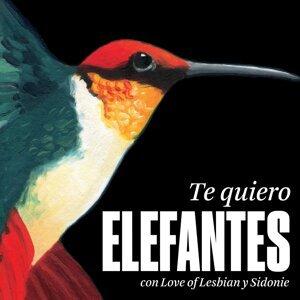 Te quiero - feat. Love of Lesbian y Sidonie