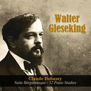 Claude Debussy: Suite Bergamasque - 12 Piano Studies