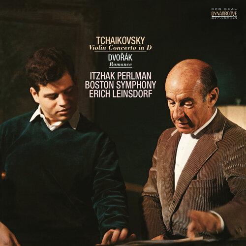 Tchaikovsky: Violin Concerto in D Major, Op. 35 & Dvorák: Romance in F Minor, Op. 11