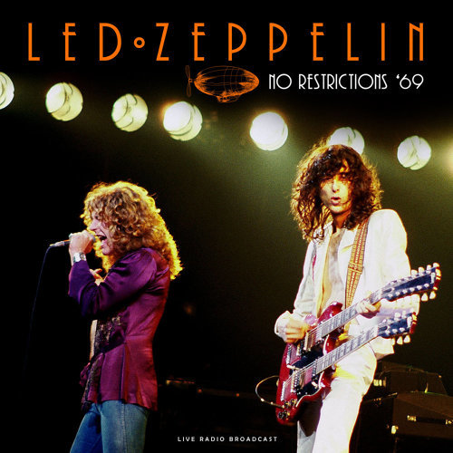 No Restrictions '69 - live