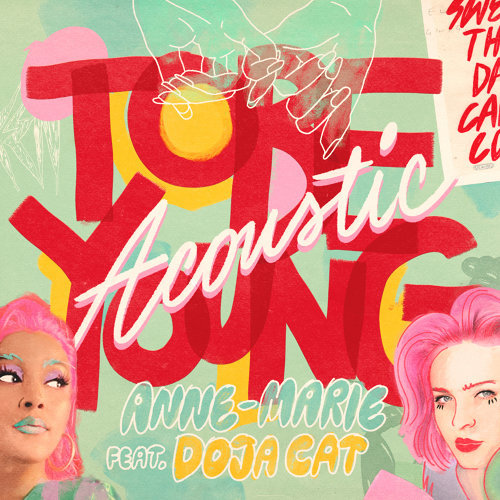 To Be Young (feat. Doja Cat) - Acoustic