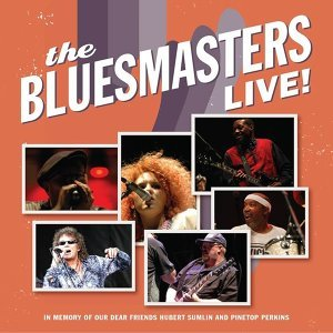 The Bluesmasters Live!
