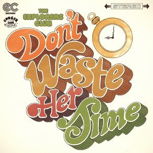 Don't Waste Her Time - Single