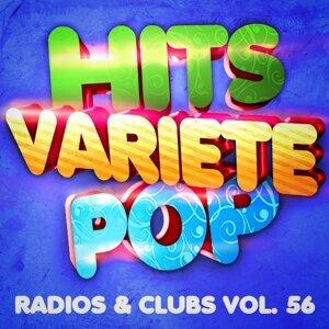Hits Variété Pop, Vol. 56 (Top radios & clubs)
