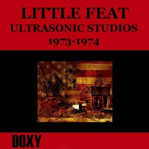 Ultrasonic Studios, 1973-1974 - Doxy Collection, Remastered, Live on Fm Broadcasting