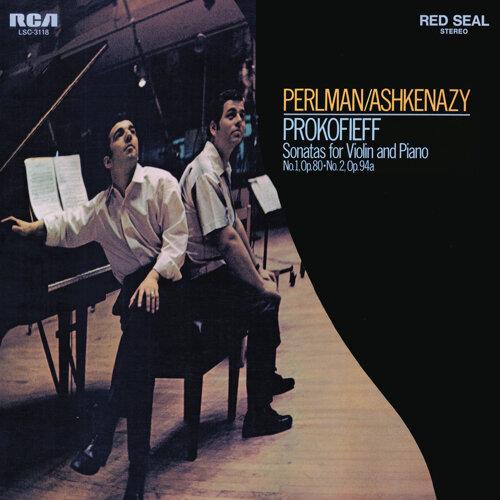 Prokofiev: Violin Sonata No. 1 in F Minor, Op. 80 & Violin Sonata in D Major No. 2, Op. 94bis