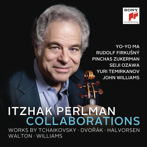 Collaborations - Works by Tchaikovsky, Dvorák, Halvorsen, Walton and Williams