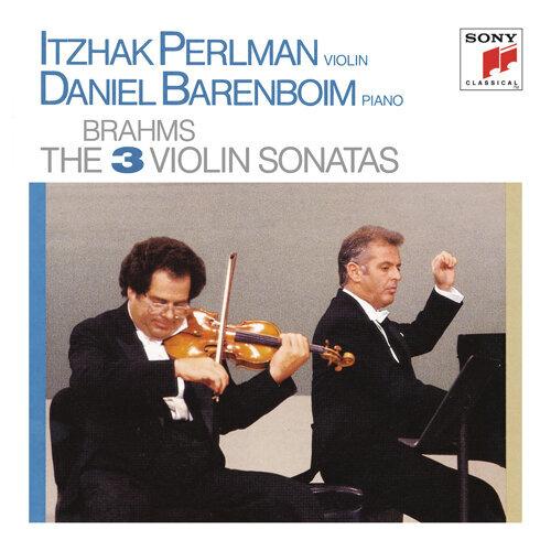 Brahms: Sonatas for Piano and Violin No. 1-3