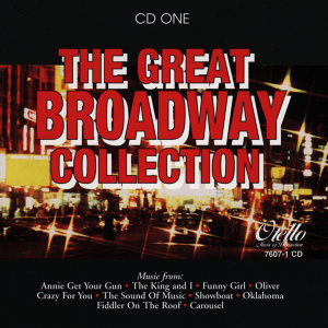 The Great Broadway Collection (Vol 1)
