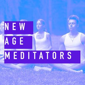New Age Meditators