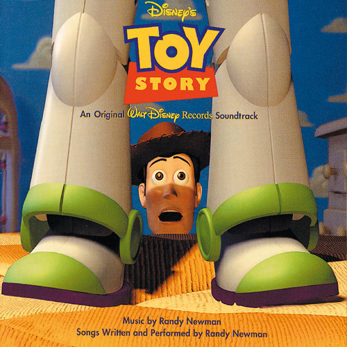 "Strange Things - From ""Toy Story"" / Soundtrack Version"