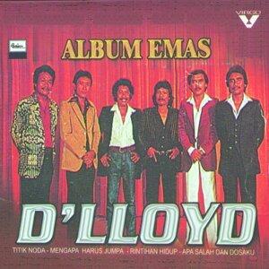 Album Emas : D'Lloyd