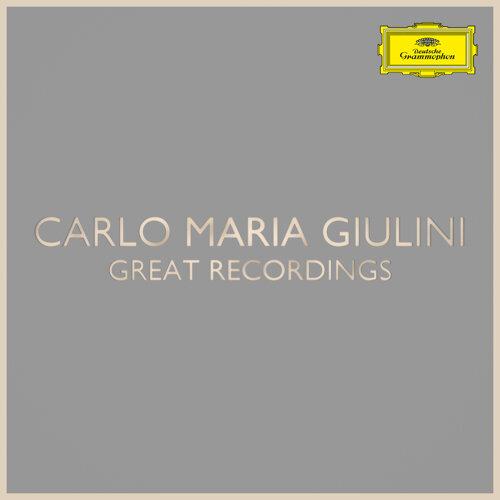 Carlo Maria Giulini: Great Recordings