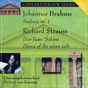 Brahms: Symphony No. 1, Strauss: Don Juan & Dance of the Seven Veils