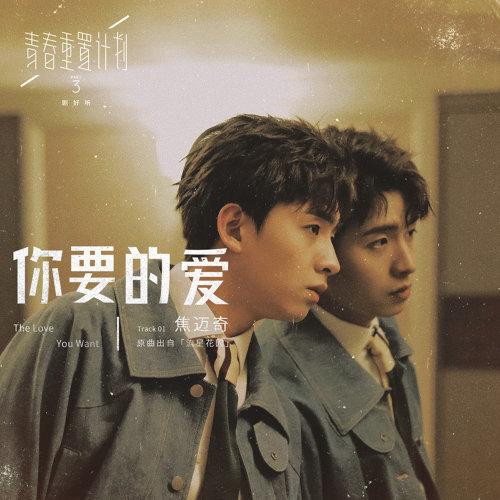 你要的愛(青春重置計畫 3 劇好聽) (The Love You Want (Remake of Youth 3: OST))