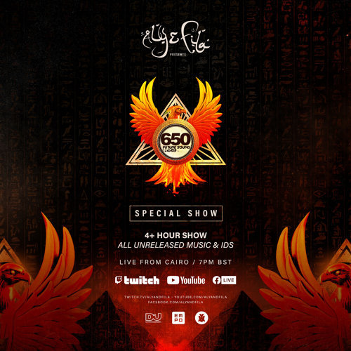 FSOE 650 - Future Sound Of Egypt Episode 650 (Live from Cairo)