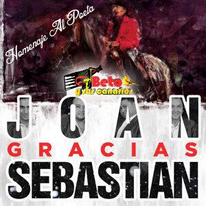 Homenaje al Poeta Gracias Joan Sebastian