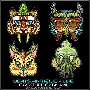 Creature Carnival Live