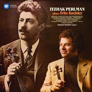 Itzhak Perlman plays Fritz Kreisler (帕爾曼經典之聲12─帕爾曼演奏克萊斯勒作品集 3CD)